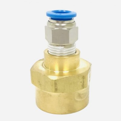 "ProFume Vikane Bell Reducer with 3/8"" Fitting"