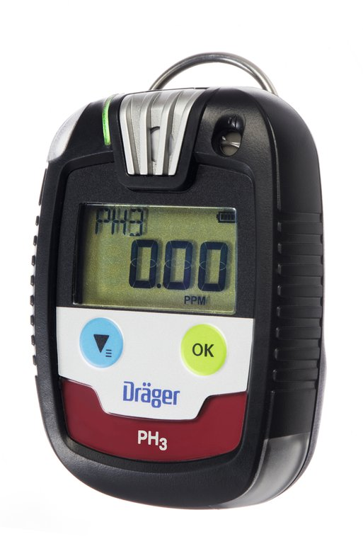 Draeger PAC 8000 PH3