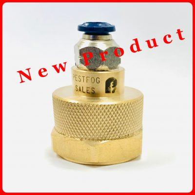 Vikane/ProFume Cylinder Adapter
