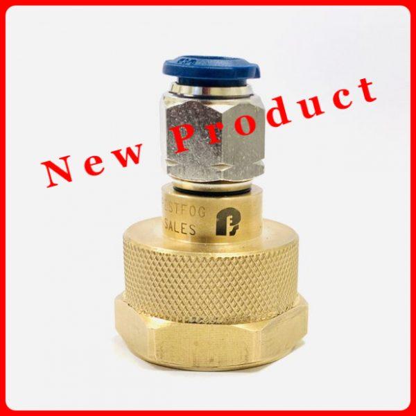 ProFume Vikane cylinder adapter